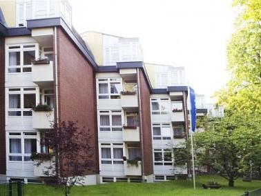 Das Senioren Centrum Am Bäkepark liegt im Villenviertel von Berlin-Lichterfelde, einem Stadttei...