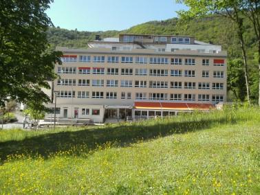 Bad Bertrich ist ein Ort wie kein anderer: Idyllisch gelegen schmiegt er sich in das romantische &Uu...