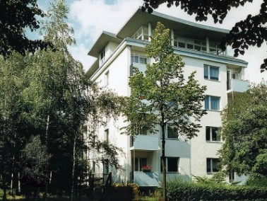 Das Vitanas Senioren Centrum Rosengarten befindet sich in einer ruhigen Seitenstraßen inmitten...