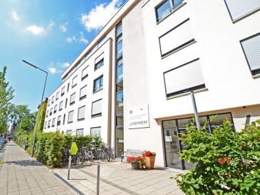 Unser Luisenheim befindet sich in der Karlsruher Weststadt zwischen Kaiserallee und Haydnplatz und v...