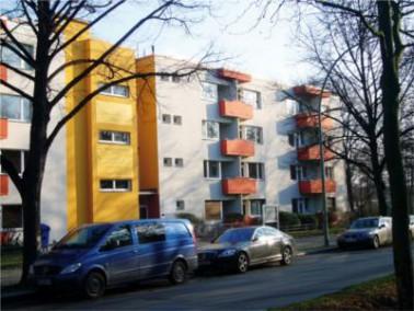 Das gemütlich und hell gestaltete Senioren-Domizil liegt in Berlin-Britz in direkter Nähe ...