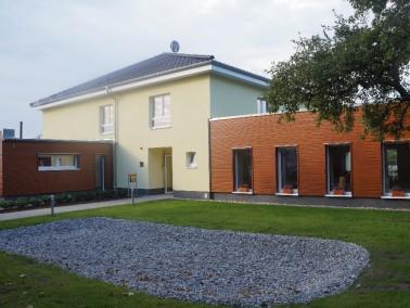 Im ruhigen Oberkrämer Ortsteil Schwante befindet sich das zentral gelegene Seniorenhaus Schwant...