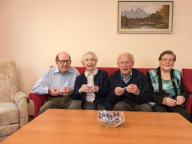 Das Pflegeheim  Haus am Gigelberg  besteht ausvier eigenständigen Wohnbereichen. Diese be...