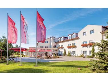 Unsere Pflegeeinrichtung befindet sich im beschaulichen Städtchen Joachimsthal, inmitten des Bi...