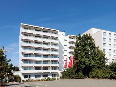 In einem ruhigen Wohngebiet, in der Nähe der Universitätsklinik Homburg und unweit des Sta...