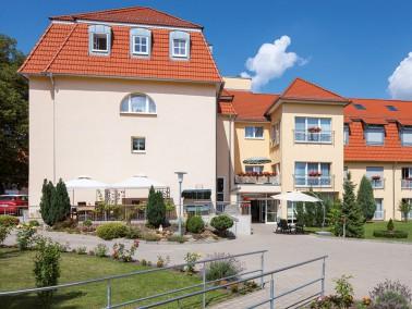 Im Zentrum von Buttstädt, nahe dem historischen Marktplatz, liegt in einem ruhigen Wohngebiet u...