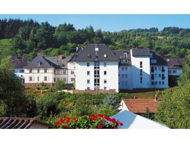 Unsere Pflegeeinrichtung befindet sich in einem ruhigen Wohngebiet von Kirchenbollenbach, einem Stad...