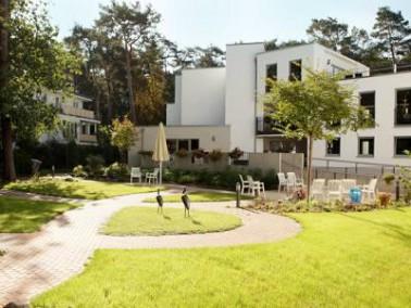 Die Residenz Dahlem liegt, umgeben von viel Grün, im mondänen Villenviertel Berlin-Dahlem....