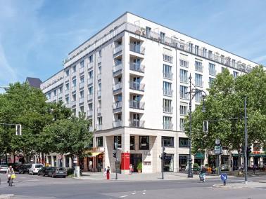 Im Herzen von Berlin, direkt am Kurfürstendamm, eine der berühmten Flaniermeilen Berlins, ...