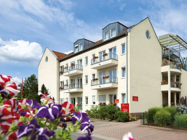 Unsere Pflegeeinrichtung, die sich in der rheinland-pfälzischen Gemeinde Obrigheim befindet, li...
