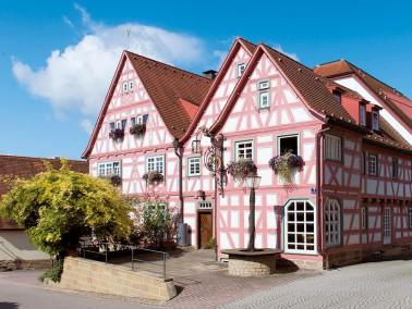 Im Ortskern von Obersulm-Sülzbach, zentral, aber dennoch ruhig und beschaulich in einer Nebenst...