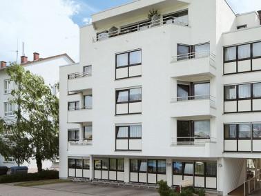 Unsere Pflegeeinrichtung befindet sich in der Nähe der Innenstadt von Worms in einem ruhigen Wo...