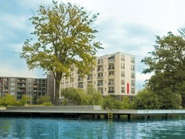 Unsere Pflegeeinrichtung liegt ganz ruhig und idyllisch auf einer Halbinsel an der Havel. Die Spanda...