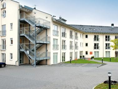 Im Zentrum von Bad Sobernheim, ruhig in einem Wohngebiet, aber nur ein paar hundert Meter von der Fu...