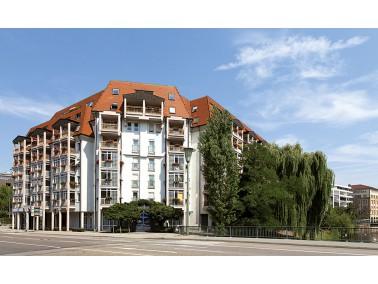 """Unsere Pflegeeinrichtung befindet sich mitten in der """"Goldstadt"""" Pforzheim und direkt an..."""
