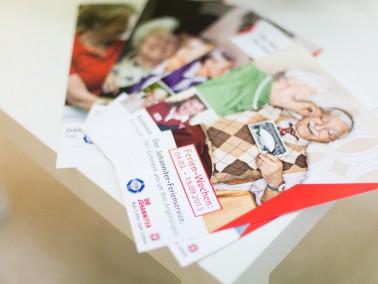 Pflege für die Seele: Der Johanniter-Pflegedienst   Tägliche Körperpflege tut K&ouml...