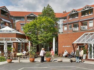 Das GDA Wohnstift Hannover-Waldhausen liegt in der