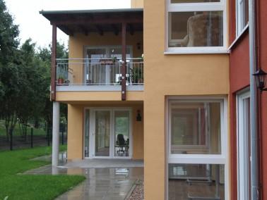 Am Südhang des Kaiserstuhls liegt die 2014 eröffnete Pflegeeinrichtung. Seit Oktober 2015 ...