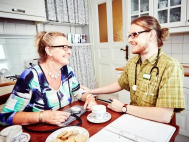 Pflegekraft (m/w) für den Bereich betreutes Wohnen