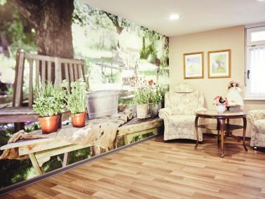 250 qm für 9 Bewohner mit Demenz   Erdgeschoss mit barrierefreiem Zugang   Einzel- und Doppel...