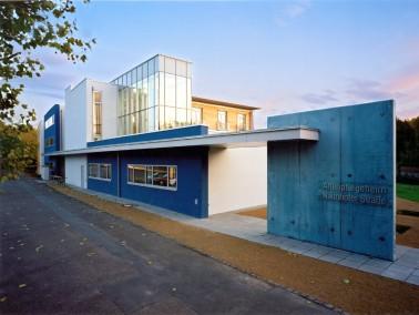 Standort:  Das Gebäude befindet sich im Leipziger Süden in Nähe des Völkerschlac...