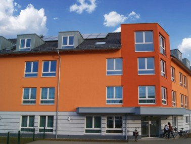 Das QualiVita Seniorenzentrum Langenkamp liegt in Borken, einer kleinen Stadt im westlichen Mün...