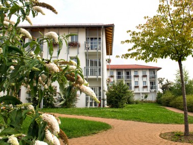 In der Gemeinde Mitterteich, mitten im Land der 1000 Teiche, liegt das PHÖNIX Haus Mitterteich....
