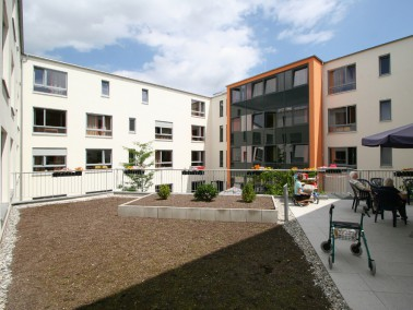 Das PHÖNIX Haus Graf Tilly in Ingolstadt liegt zentral nahe des Hauptbahnhofes und damit nur we...