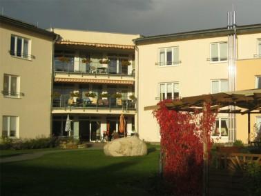 Das PHÖNIX Seniorenzentrum Wittenstein liegt mitten in Versmold, einer kleinen Stadt in Nordrhe...