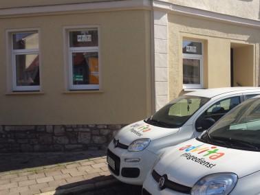 Unsere Niederlassung in Apolda hat sich auf die ambulante Einzelversorgung spezialisiert und unterst...