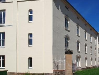 Mitten in Großenhain befindet sich unser gerade frisch saniertes advita Haus Am Speicher. Nebe...