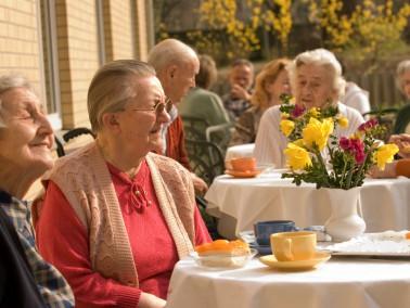 Ausbildung für den Beruf Altenpfleger/in