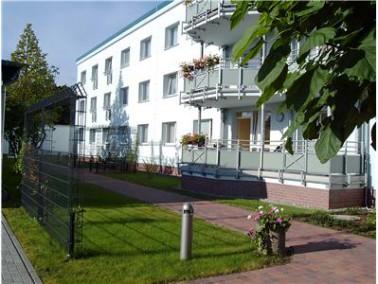 """Unser """"Haus Premnitz"""" liegt ruhig und doch im Zentrum der Kleinstadt Premnit..."""