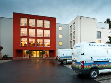Das PHÖNIX Haus Ahornhof befindet sich mitten in Langen, südlich der Großstadt-Metro...