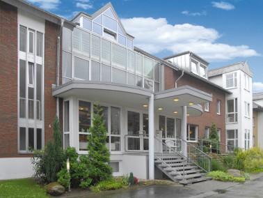 Das Helivita Seniorenzentrum Haus Amselhof liegt eingebettet in die südöstliche Münst...