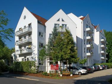 Zentrumsnah im Kurviertel von Bad Hersfeld, direkt am Kurpark gegenüber dem Kurmittelhaus und d...