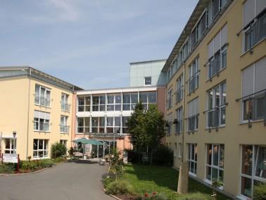 Das  Seniorenzentrum Stegaurach  wurde 2004 mit 60 Pflegeplätzen eröffnet. Nach der Erweit...