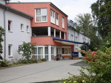 Der Gewo-Seniorenwohnpark wurde von deren Eigentümer, der Gewobau Bamberg e. G. inmitten der  W...