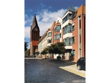 Das CURANUM Seniorenpflegezentrum Barth liegt im gleichnamigen malerischen Städtchen Barth am Rande ...