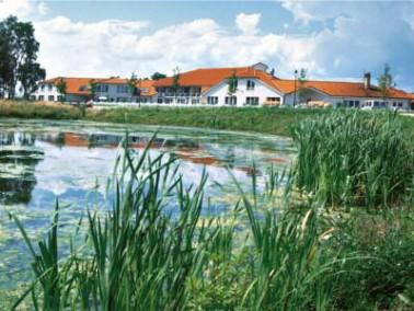 Die kleine Stadt Kyritz liegt landschaftlich reizvoll zwischen den sanften Hügeln und Wäld...