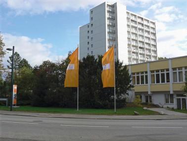 Die CURANUM  Seniorenresidenz Geertz liegt am Rande der Innenstadt von Bad Schwartau in direkt...