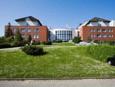Das CURANUM Seniorenstift Am Greifpark liegt mittig von Deutschland in der schönen Region Salzg...