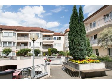 Mitten in der Aschaffenburger Innenstadt, ruhig gelegen am Rande des Schöntalparks und direkt a...