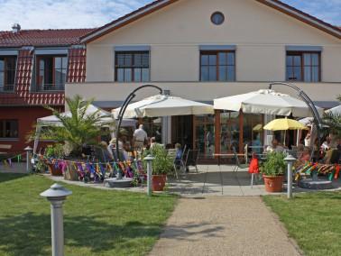 Mit einem stilvollen Ambiente, idyllisch im Ortskern von Rangsdorf gelegen, bietet unsere Seniorenre...
