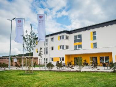 Am östlichen Rand von Eckental liegt dasSeniorenzentrum Martha-Maria Eckental idyllisch i...
