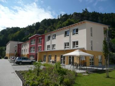 Altersdomizil in Pottenstein       Das SeniVita Seniorenhaus St. Elisabeth liegt inmitten der ober...