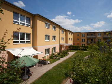 SeniVita Seniorenhaus St. Elisabeth        Am östlichen Rand der fränkischen Schweiz beh...