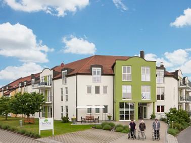 SeniVita Seniorenhaus St. Mauritius        Auf halbem Weg zwischen Bamberg und der Kleinstadt Forc...