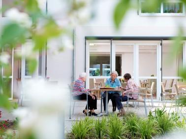 Die Senioreneinrichtung  Mein Zuhause Nienburg  steht für hohen Pflegekomfort. Die aktivierende...
