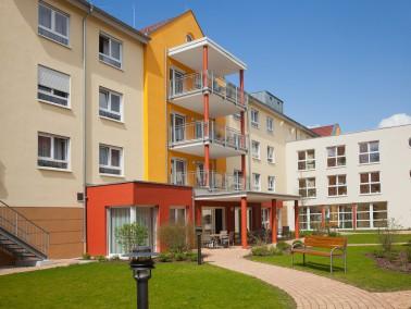 Seniorenresidenz Haus Barbara in Rastatt   Im April 2014 öffnete in Rastatt die neu erbaute R&...